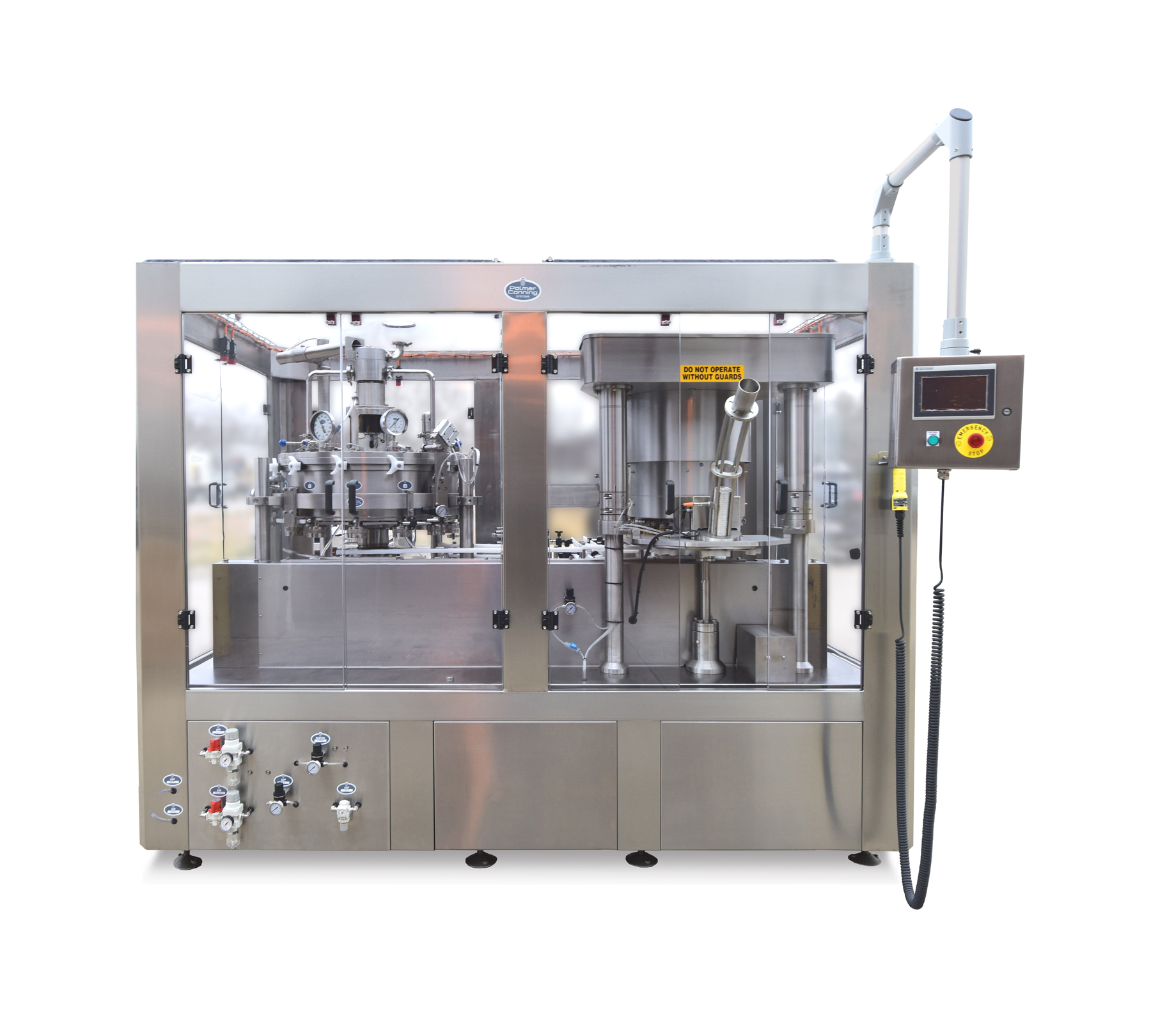 Bertolaso corkers and capper equipment for packaging