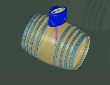 tank sanitation for barrel uvt60g